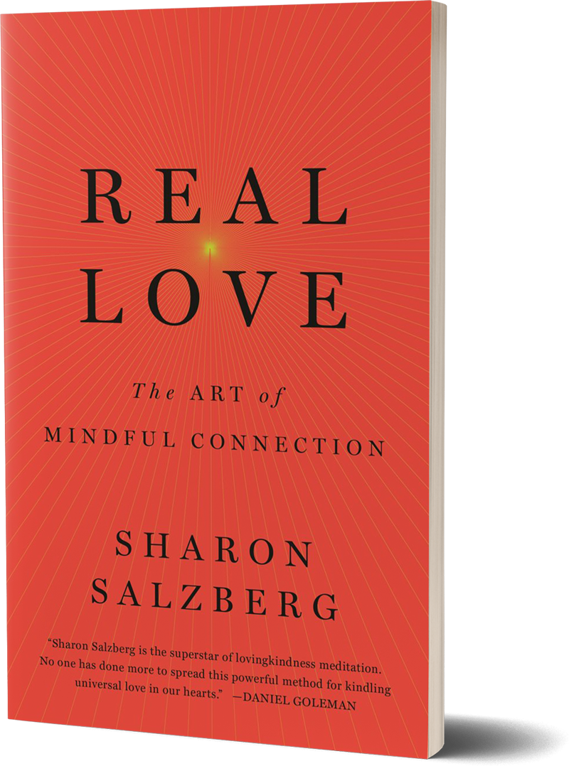 <i>Real Love</i><br>by Sharon Salzberg