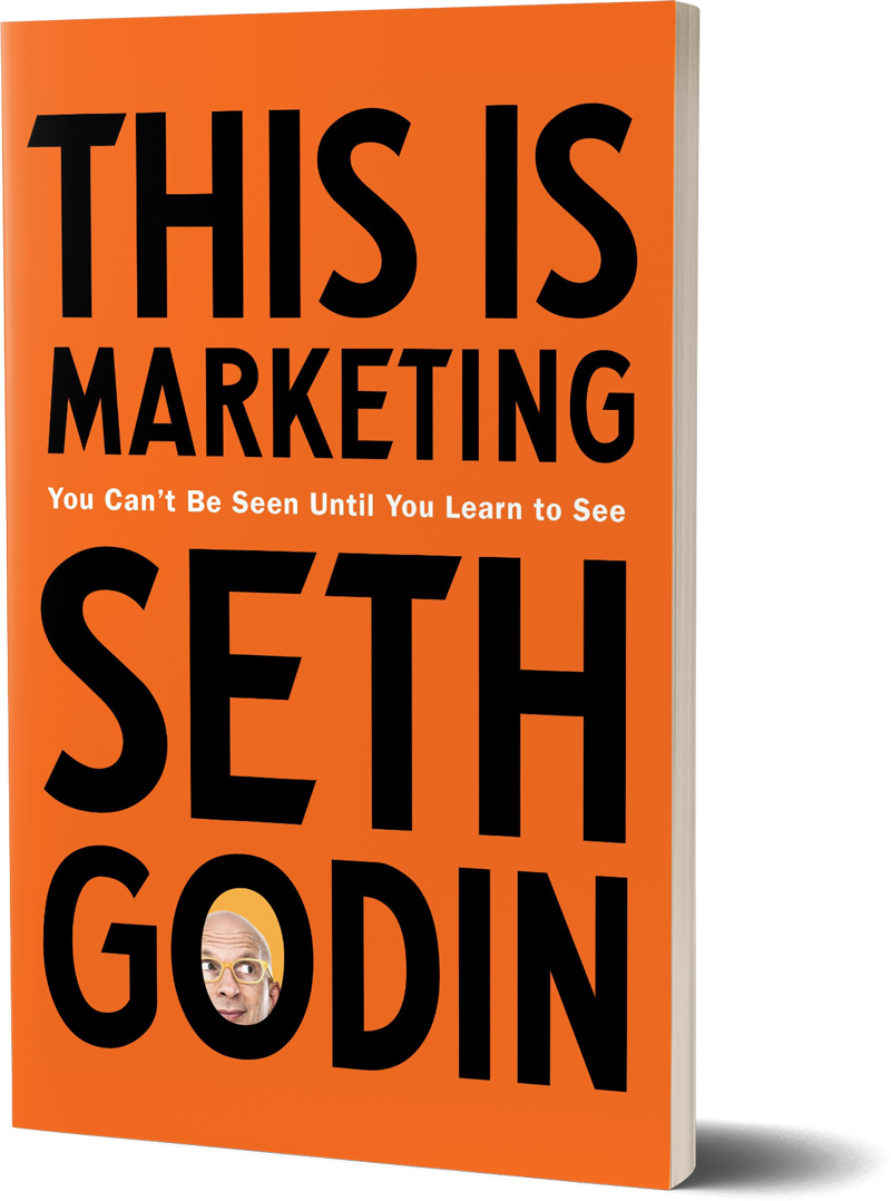 This is Marketing^ by Seth Godin