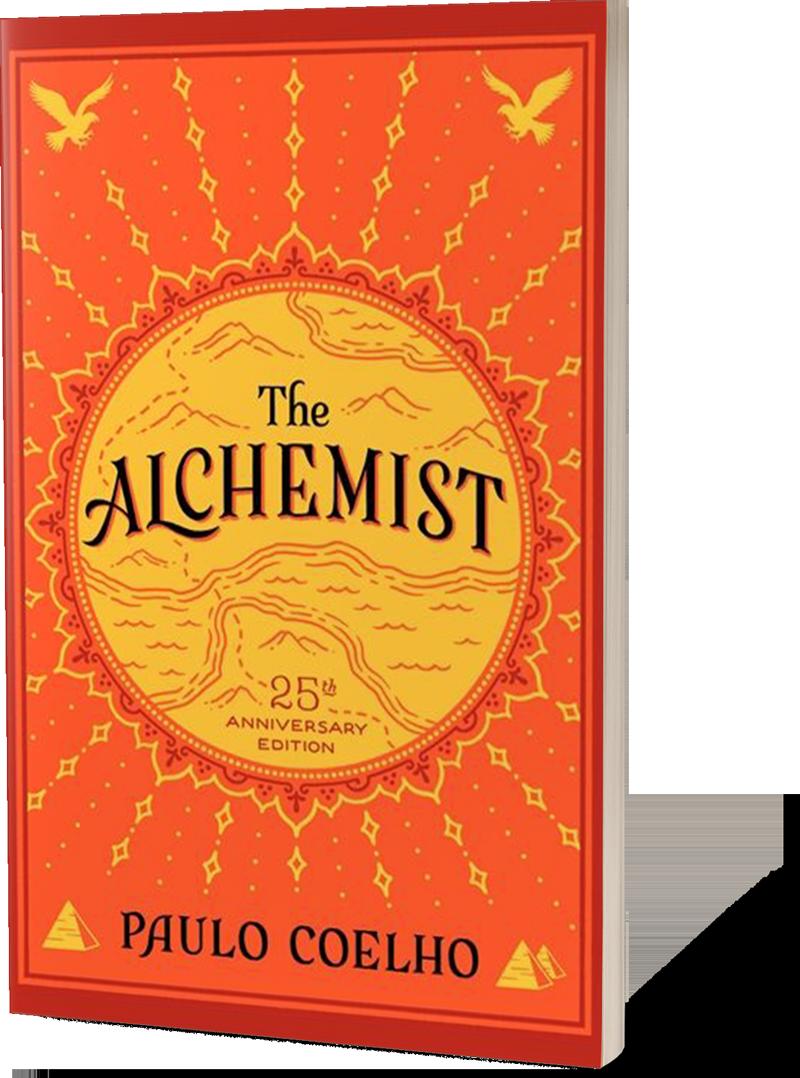 The Alchemist^by Paulo Coelho