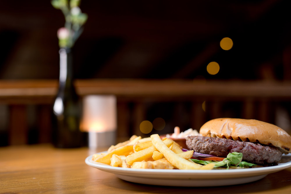 Main Meals - Click here to view our sample menu