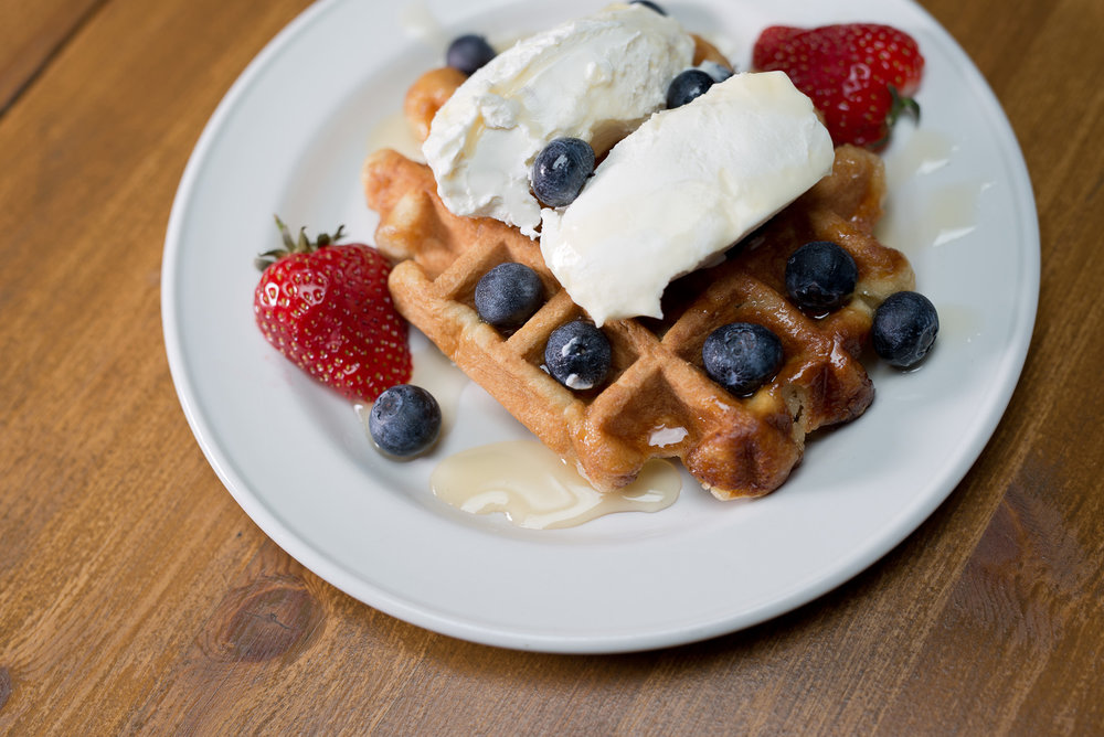 Brunch - Served Saturday & Sunday morningsClick here to view the menu & find out more...