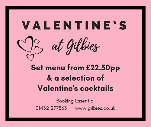 - Come and treat your loved ones or just come on in with friends and enjoy a fabulous dining experience with our menu designed by new head chef Alex.Set menu from £22.50 each, Prosecco for only £20Booking preferred