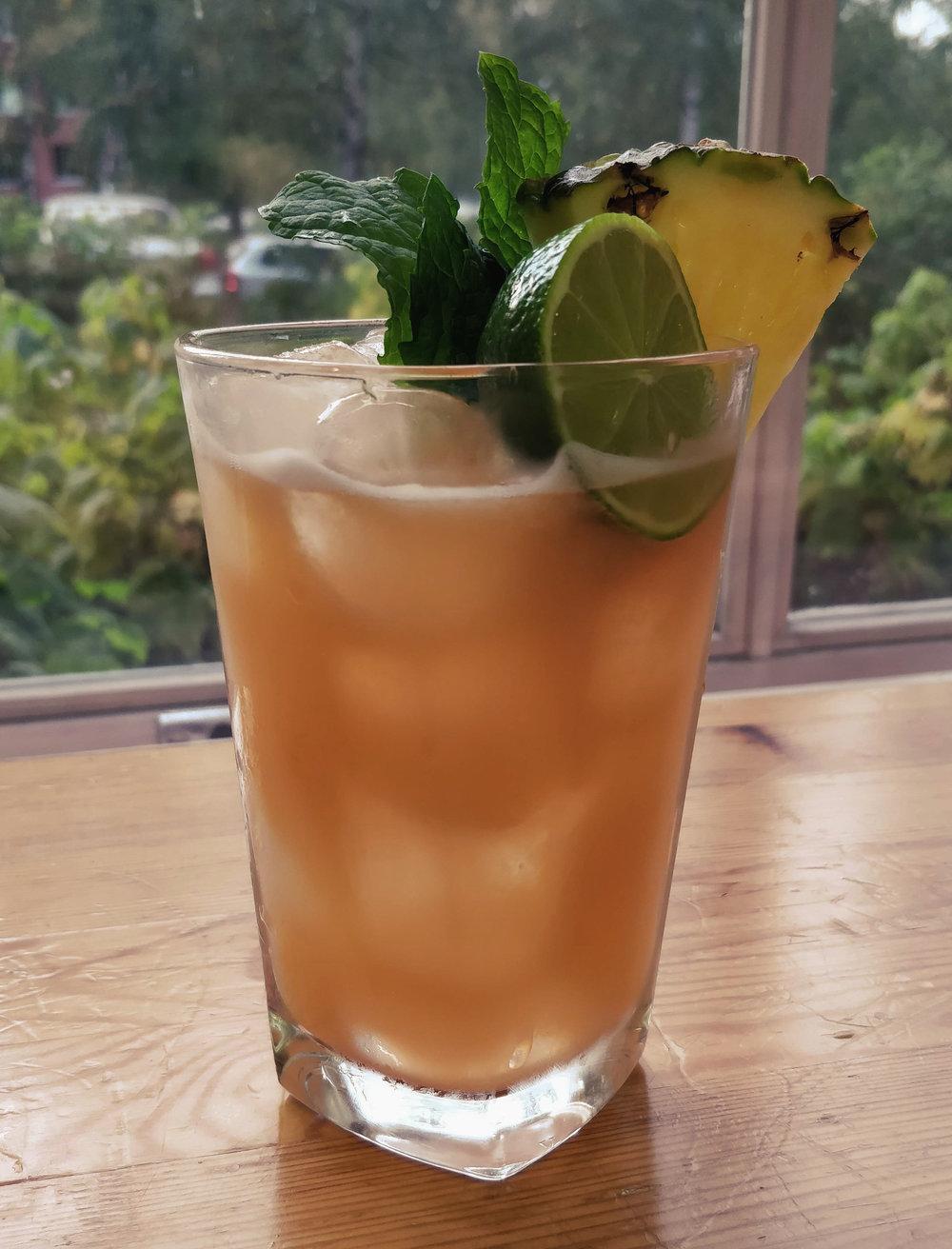 Tiki-cocktailit -