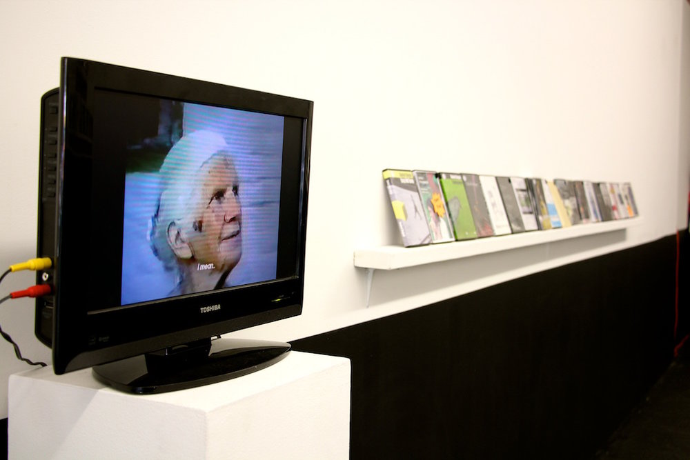 Video Rental Store , co-curated with Suzanne Carte  Video Rental Store  is a travelling exhibition