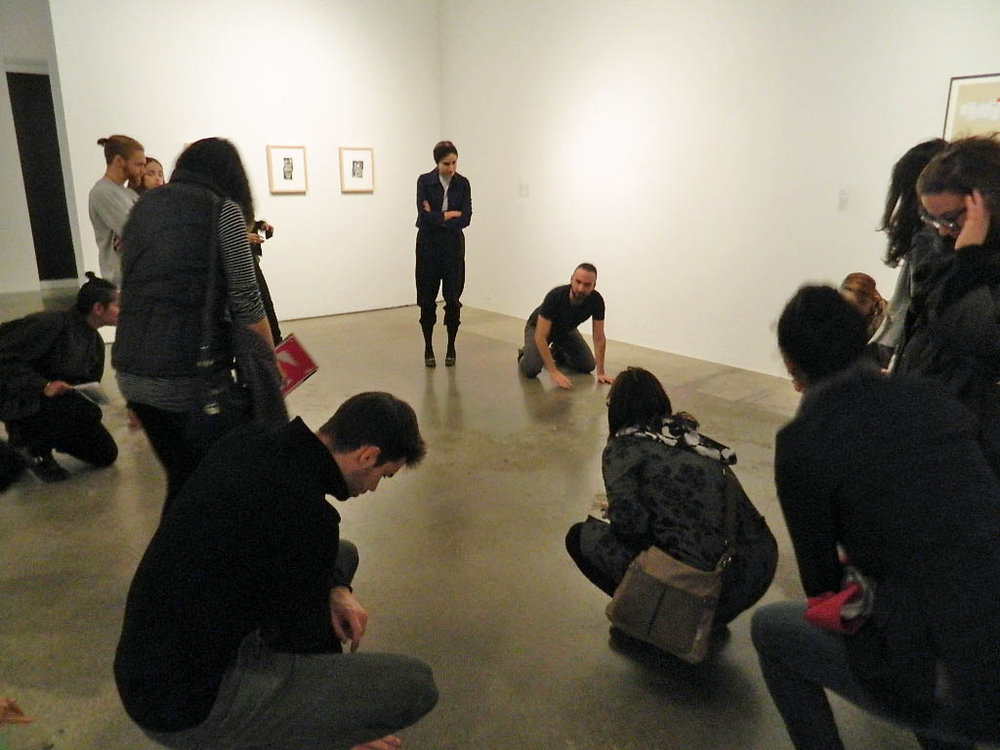 Francisco-Fernando Granados,  Walls and Outlets Tour  Programmed by Aisle 4