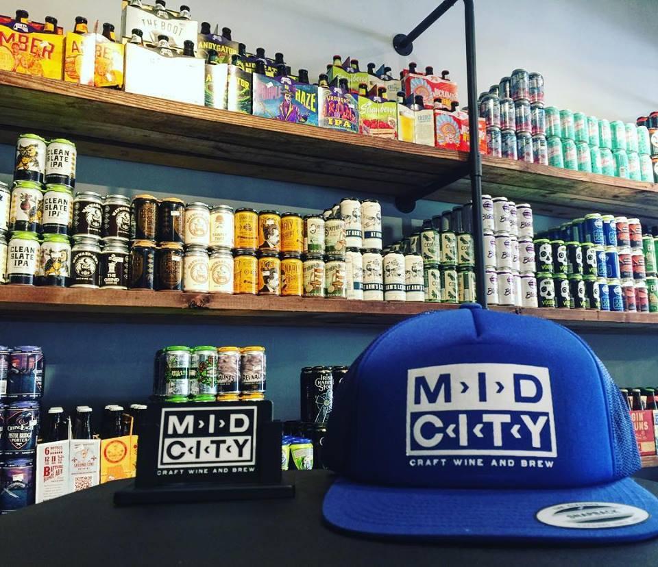 Mid City Craft Wine & Brew