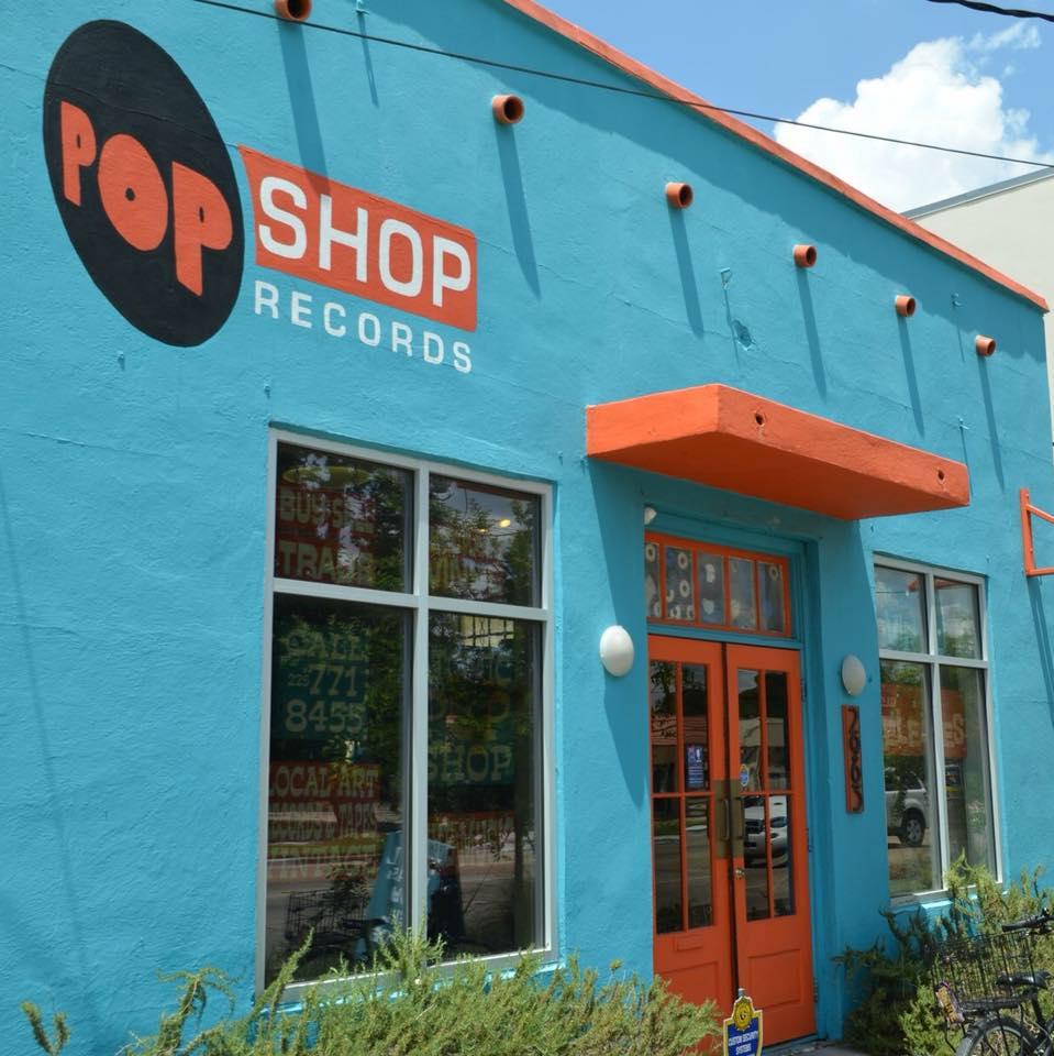 Pop Shop Records