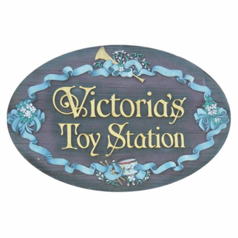 Victoria's Toy Station