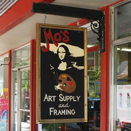 Mo's Art Supply