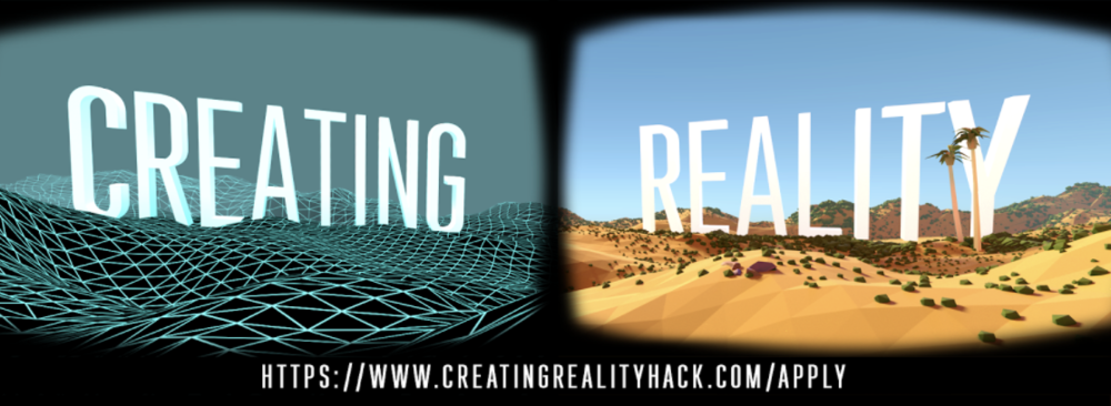 Creating Reality Hackathon