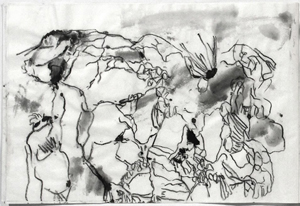 Bald Head Island Sketchbook 2011