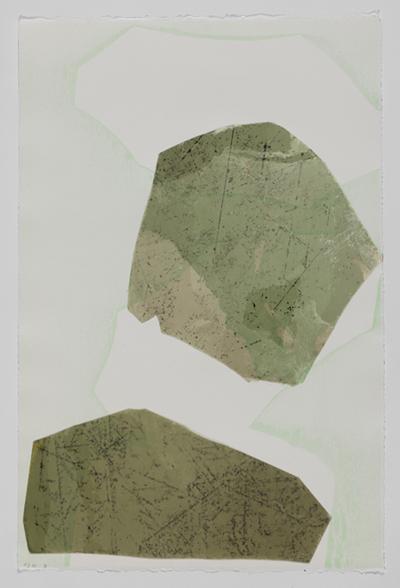 Ten Stones 3, 2012, 24 x 20