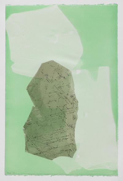 Ten Stones 4, 2012, 24 x 20
