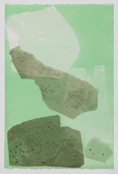 Ten Stones 5, 2012, 24 x 20