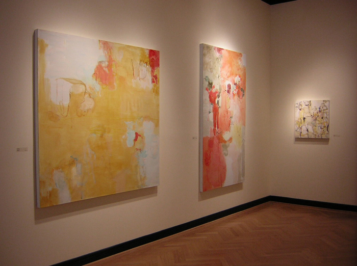 New Paintings Gerald Peters Gallery, Dallas, 2003
