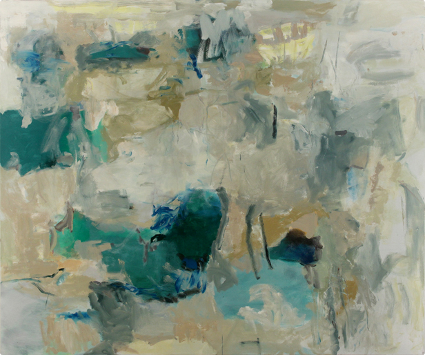 Home, 2012 Oil on canvas 60 x 72 inches