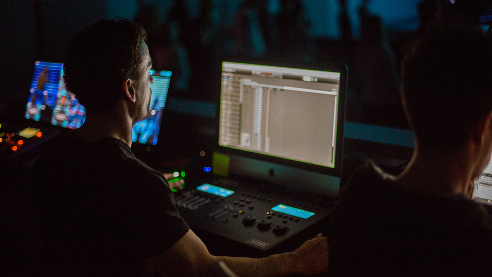 Tech Team - Our tech team operates behind the scenes, but is incredibly vital to the entire Sunday morning experience. Minimal computer skills are needed, and the impact is huge! Interested in serving on our tech team? Contact reggi@cornerstoneonline.tv for more info!