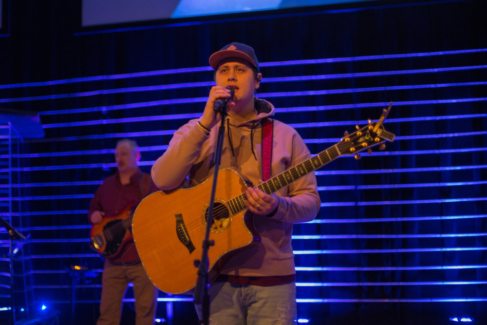 Worship Ministry - We believe in the power of worship, through music, and know it has the ability to change lives. One of the most awe filled ways we encounter God is through singing His praises! Interested in being a part of the worship team? Contact reggi@cornerstoneonline.tv