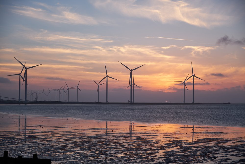 6. Install 7.5 GW of offshore wind by 2025 - Install 7.5 GW of offshore wind by 2025.