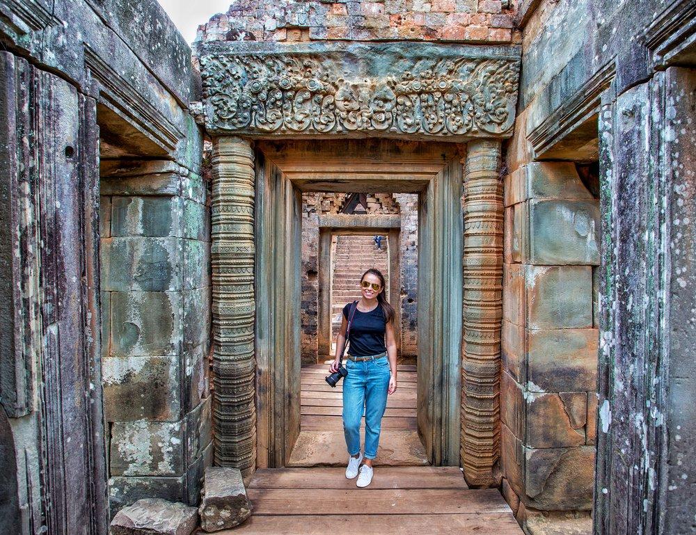 Elisa temple