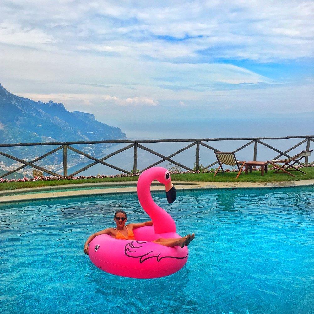 Pool Flamingo