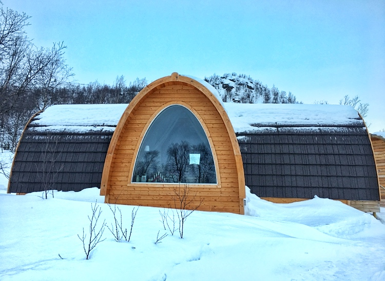 Cabin Snowhotel