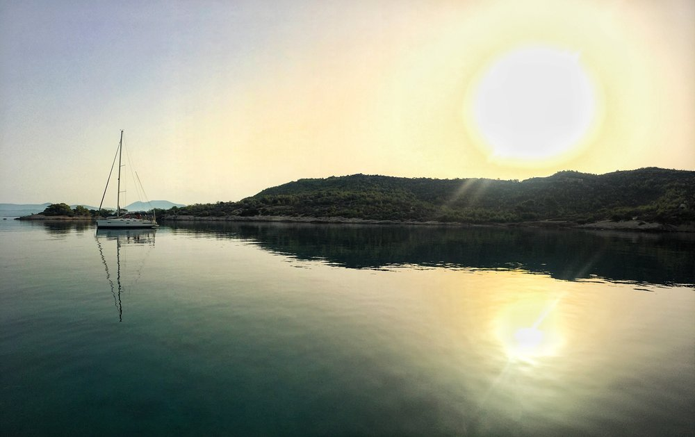 Spetses Zogeria Beach