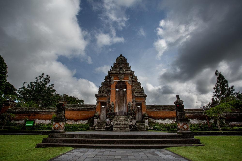Pura Taman Aun
