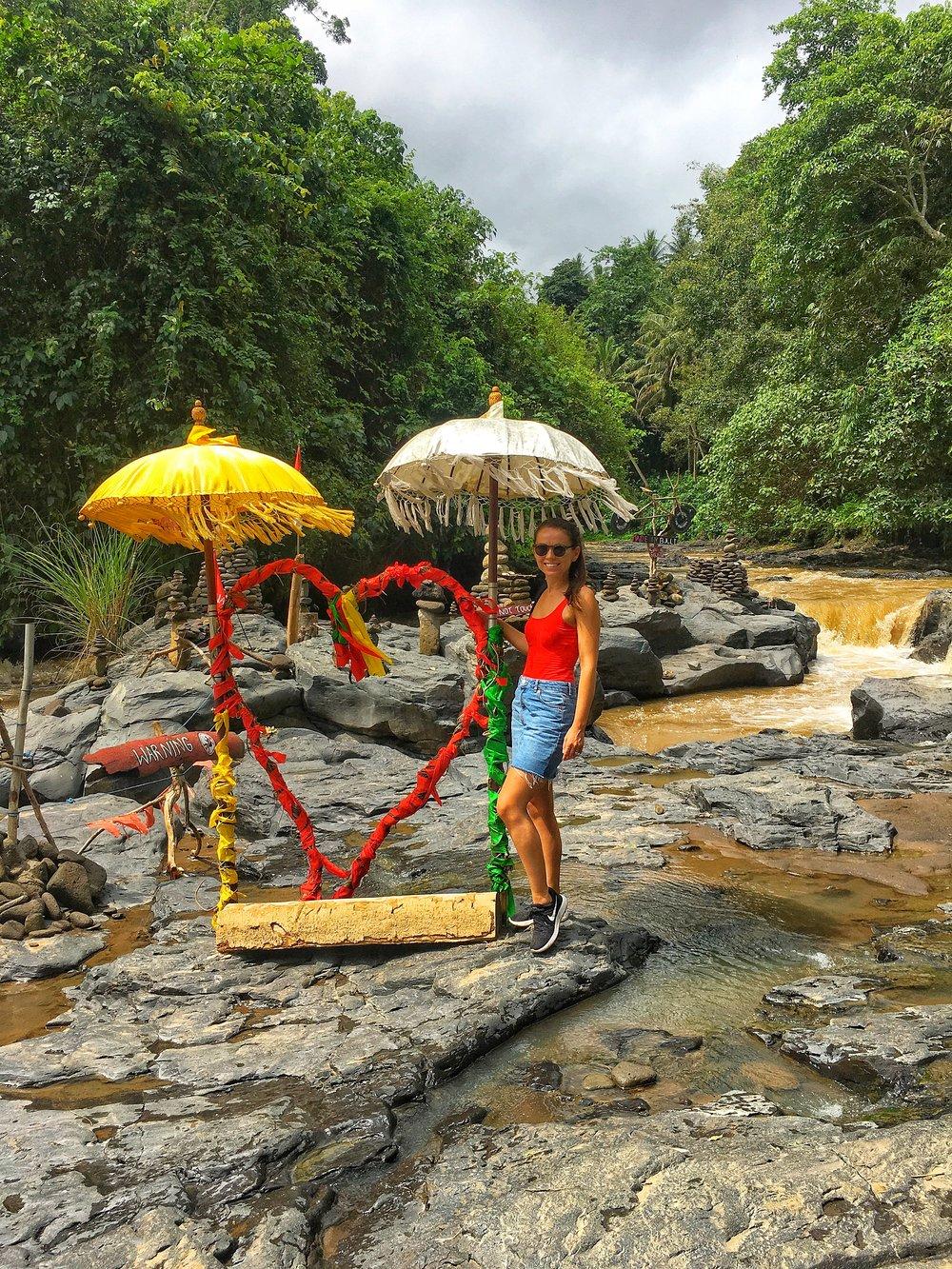 My Bali Itinerary