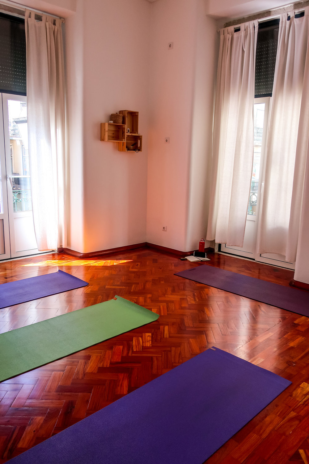 The Little Yoga Space