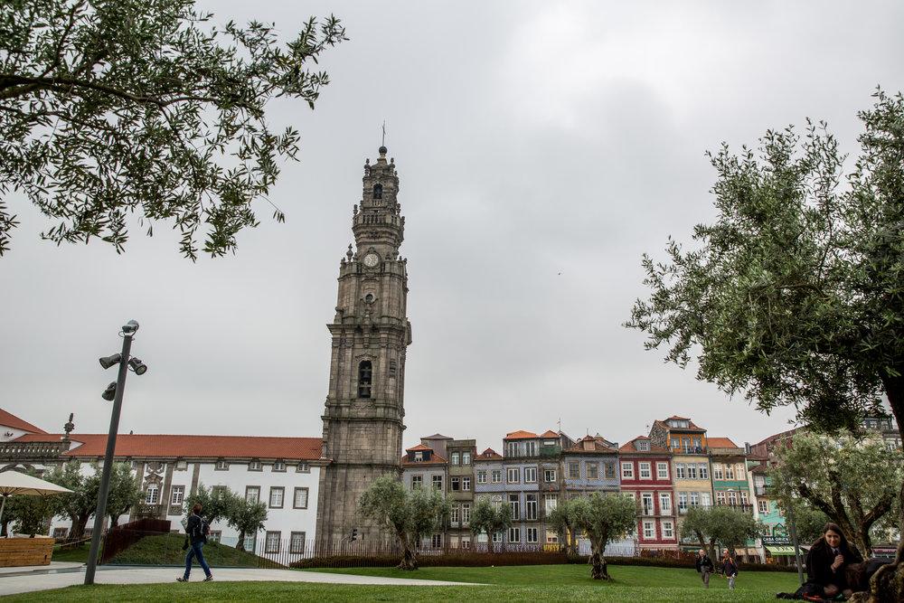 Torre dos Clerigos