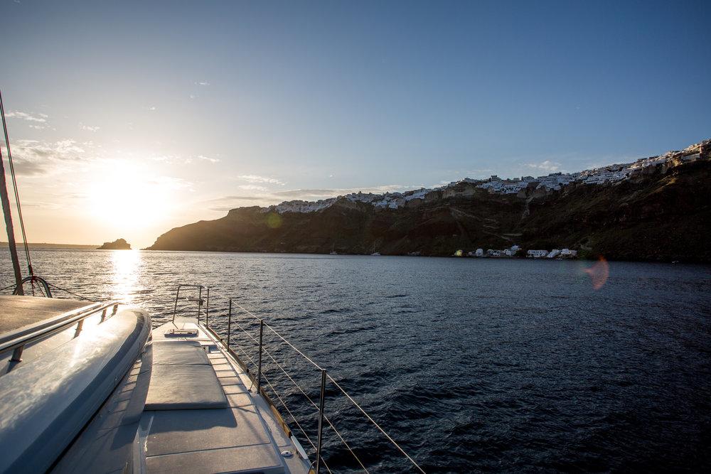 Santorini or Mykonos?