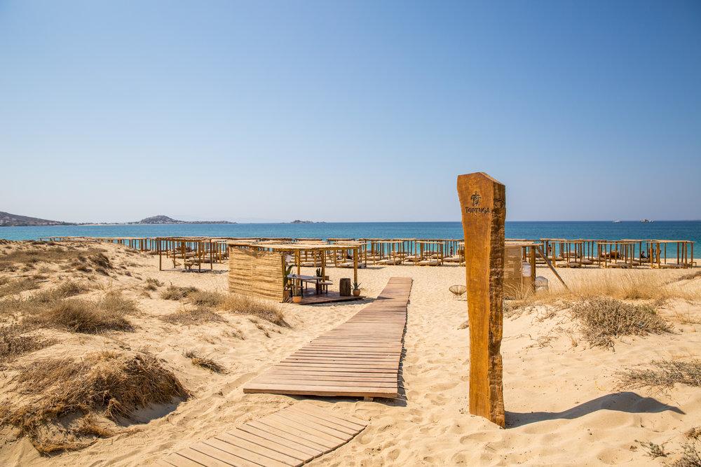 Naxian by the Sea Beach
