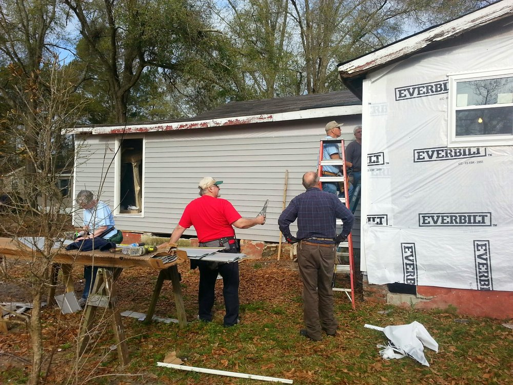 Disaster Response - The Cooperative Baptist Fellowship of SC partners with other state and national organizations to help raise awareness of natural disasters and to offer help in recovery once disasters have occurred. If a disaster ever occurs within South Carolina, please come to this page for information.