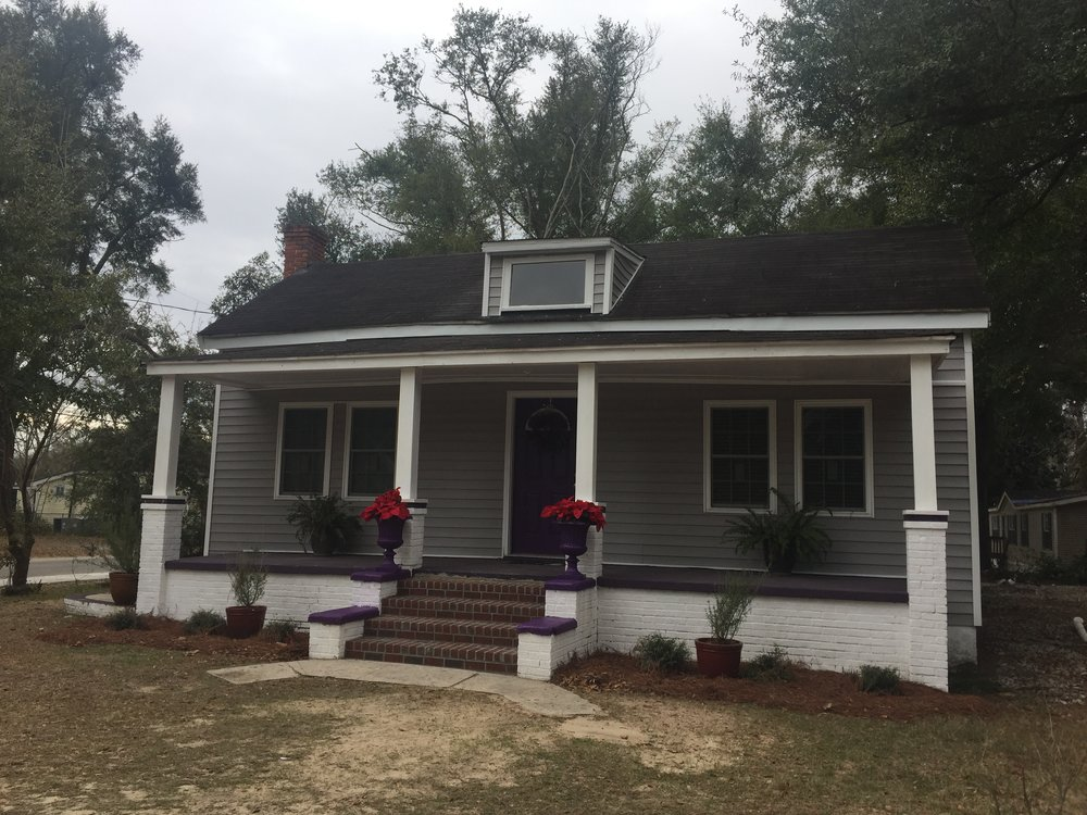 Community House Restored