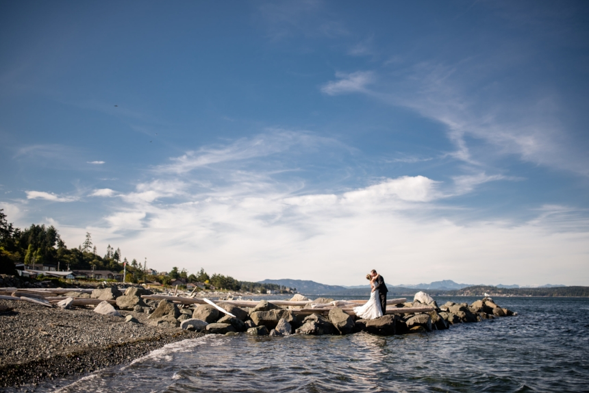 Madison and Brandon / Erin Wallis Photography  Vancouver Island wedding planning