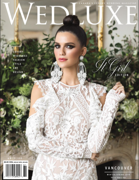 Published Luxury Wedding