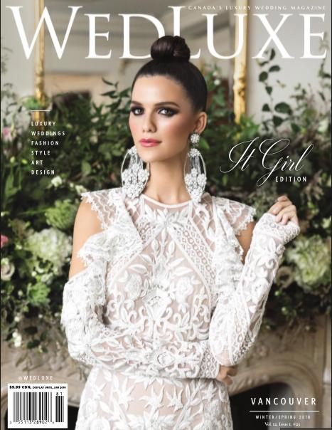 Published Luxury Wedding