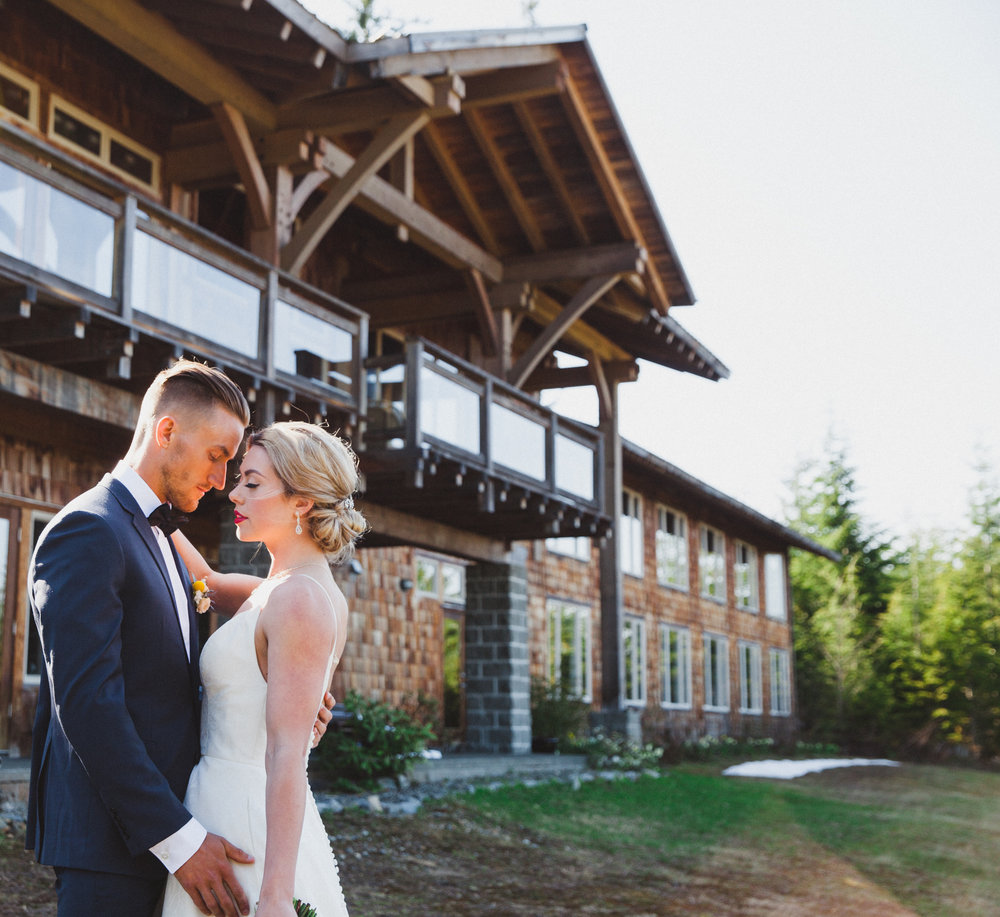 Cassidy / Open Image Photography  Vancouver Island wedding planning