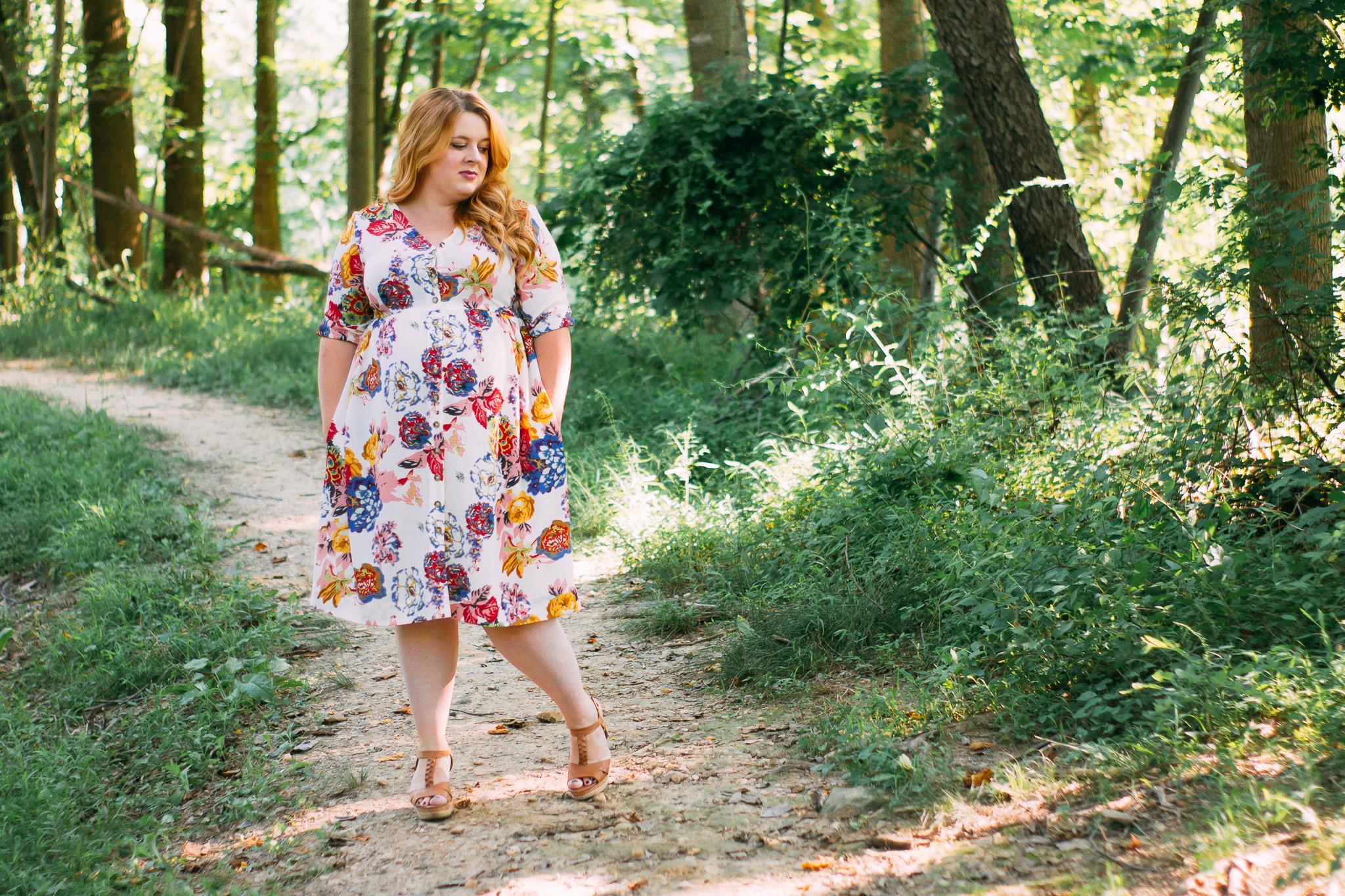 MNP2001 Megan Nielsen Damas Vestido de 2001 Darling rangos de patrón de costura