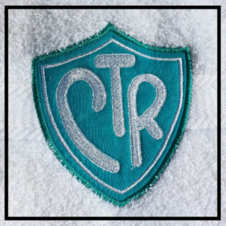Turquoise CTR Towel