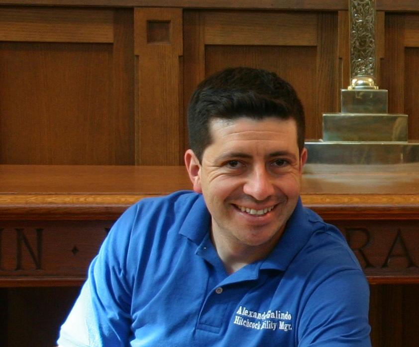 Alexander Galindo Facility Manager   AGalindo@hitchcockpresby.org