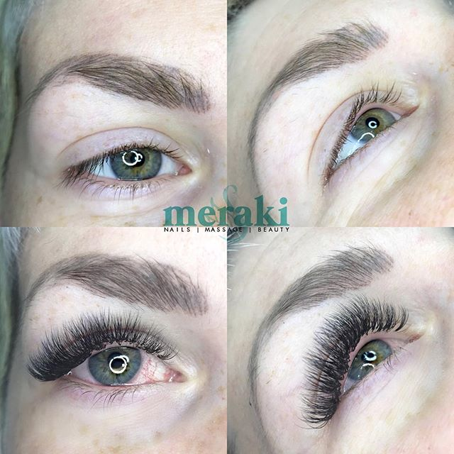 ❣️Russian Volume Lashes❣️Lash extensions can enhance your eyes and over all look. Once you've try it, you'll never want to use mascara, lash curler and eyeliner again! * * * * #ExtensionsByKrysteen #beforeandafter #lashes #lashlove #lashartist #eyelashes #eyelashextensions #lovelashes #lashglue #minklashes #silklashes #classiclashes #2dlashes #3dlashes #lashlife #nomascara #volumelashes #russianvolume #merakispainc #newburyport #newburyportma #krysteenvo #GetLashed