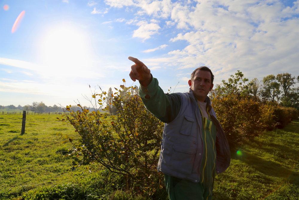SOUTENIR DES AGRICULTEURS INNOVANTS