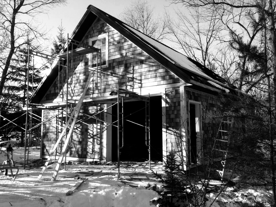 Exteriors + Garages -
