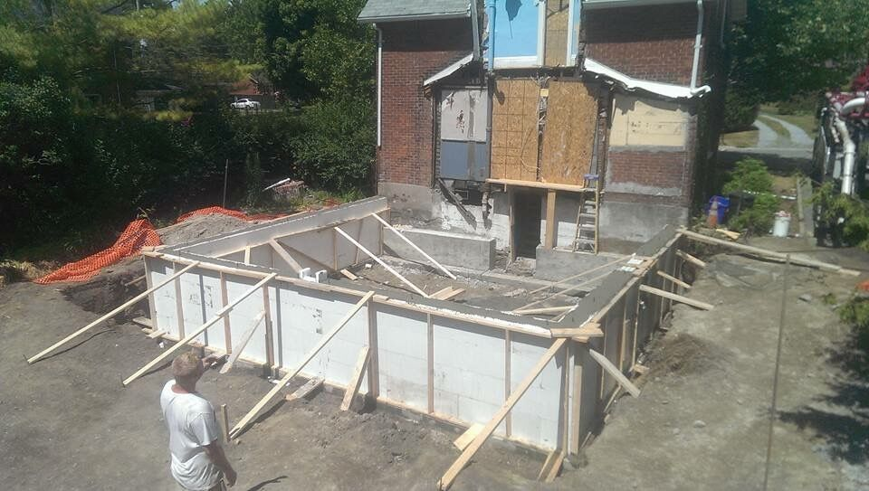 Henderson Construction - Exteriors