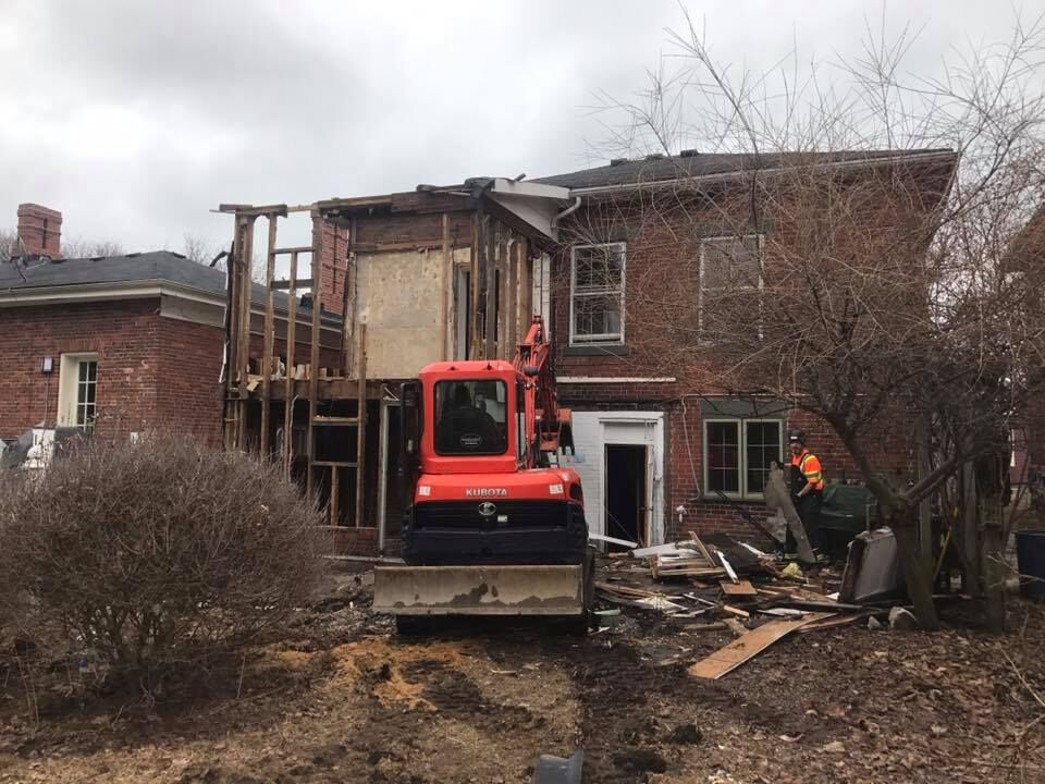 Henderson Construction - Excavation