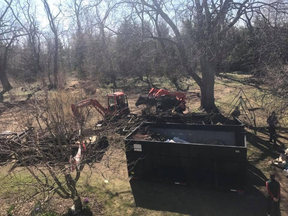 Excavation-Yard clean up.jpg