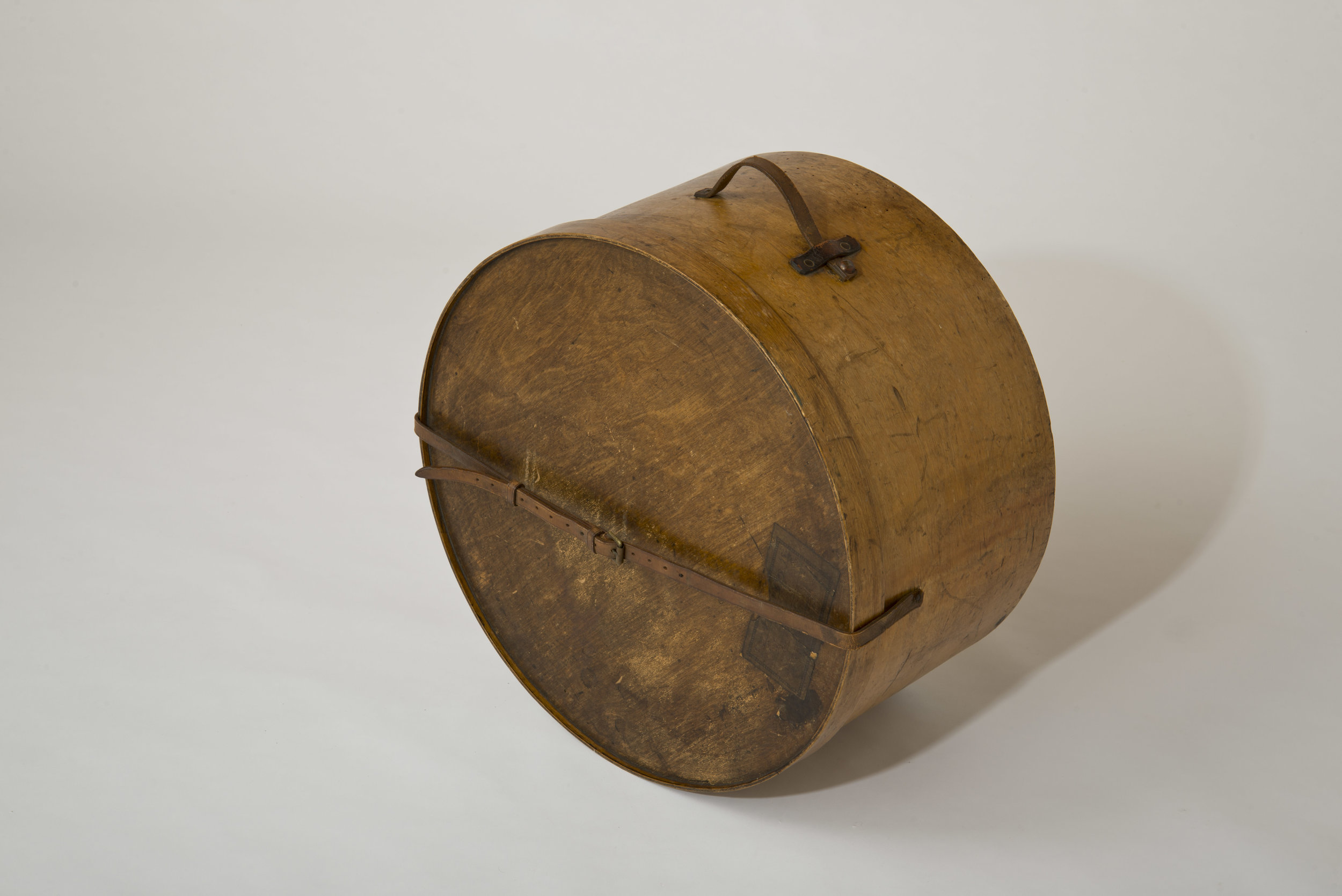 ca54a0154660f Vintage Hat Box — Chris Barrett Curated