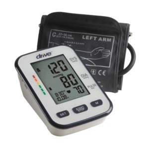 AUTOMATIC BLOOD PRESSURE MONITOR                                     $65.00 -